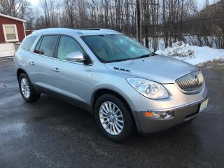 Used 2010 Buick Enclave CXL1 Only 108100 km 8 pass for sale in Perth, ON