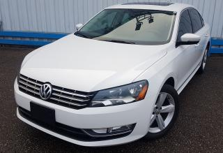 Used 2015 Volkswagen Passat TDI DIESEL *LEATHER-SUNROOF* for sale in Kitchener, ON