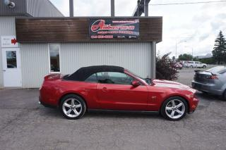 Used 2010 Ford Mustang GT for sale in Lévis, QC