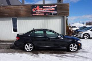 Used 2009 Mercedes-Benz C-Class C300 AWD for sale in Lévis, QC