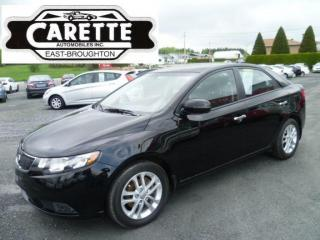 Used 2012 Kia Forte EX for sale in East broughton, QC