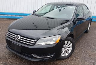 Used 2012 Volkswagen Passat Trendline *5-SPEED* for sale in Kitchener, ON