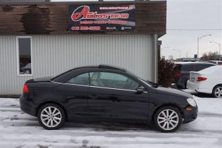 Used 2009 Volkswagen Eos 2.0T for sale in Lévis, QC