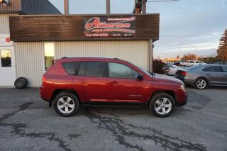 Used 2011 Jeep Compass NORTH AWD for sale in Levis, QC