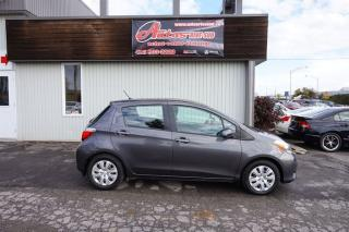 Used 2014 Toyota Yaris LE for sale in Lévis, QC