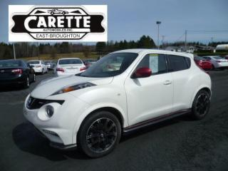 Used 2014 Nissan Juke Nismo Awd for sale in East broughton, QC