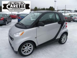 Used 2009 Smart fortwo PASSION for sale in East Broughton, QC
