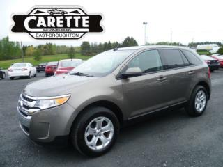 Used 2013 Ford Edge Sel awd  23.000 km for sale in East broughton, QC