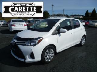 Used 2015 Toyota Yaris LE for sale in East broughton, QC