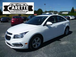 Used 2015 Chevrolet Cruze Lt cuir-toit 1.4l turbo for sale in East broughton, QC