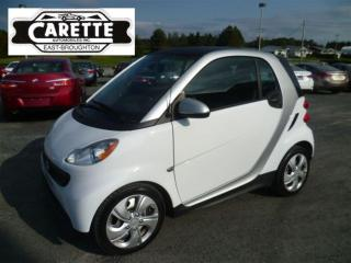 Used 2013 Smart fortwo Cuir Ch for sale in East Broughton, QC