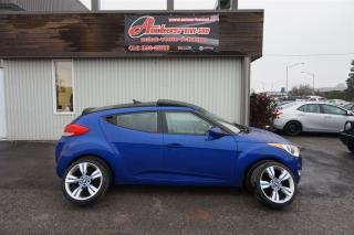 Used 2013 Hyundai Veloster Tech for sale in Lévis, QC