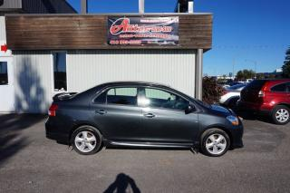 Used 2008 Toyota Yaris for sale in Lévis, QC