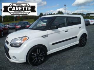 Used 2010 Kia Soul 4u sx toit ouvrant for sale in East broughton, QC