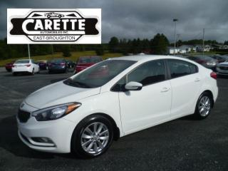 Used 2015 Kia Forte LX for sale in East broughton, QC