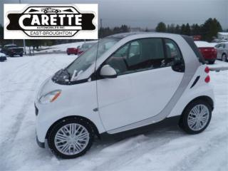 Used 2013 Smart fortwo for sale in East Broughton, QC