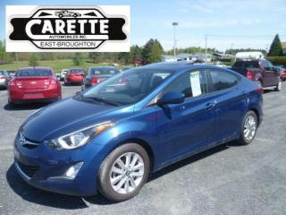 Used 2016 Hyundai Elantra Se Sport T.ouvrant for sale in East broughton, QC