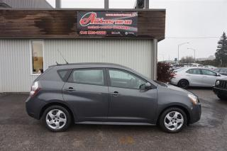 Used 2010 Pontiac Vibe for sale in Lévis, QC