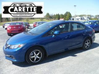 Used 2013 Honda Civic Ex T.ouvrant for sale in East broughton, QC