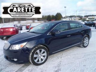 Used 2011 Buick LaCrosse CXS for sale in East Broughton, QC