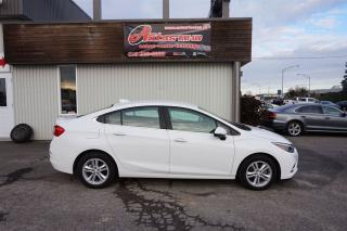Used 2017 Chevrolet Cruze Turbo for sale in Lévis, QC