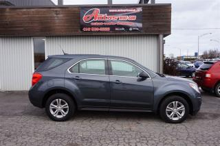 Used 2010 Chevrolet Equinox AWD for sale in Levis, QC