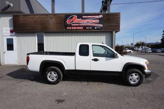 Used 2008 Chevrolet Colorado Lt Awd for sale in Lévis, QC