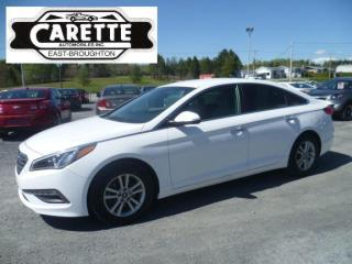 Used 2015 Hyundai Sonata GLS for sale in East broughton, QC