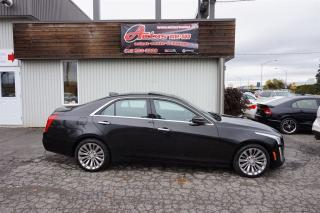 Used 2015 Cadillac CTS Awd Awd Luxury for sale in Lévis, QC