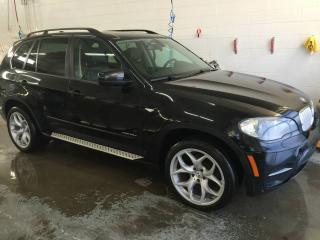 Used 2011 BMW X5 35d 4 portes à traction intégrale for sale in Laval, QC