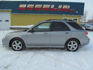 Used 2007 Subaru Impreza 2,5i for sale in Quebec, QC