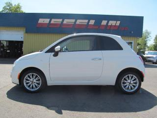 Used 2012 Fiat 500 Pop for sale in Quebec, QC