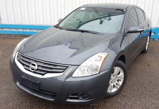Used 2010 Nissan Altima 2.5 SL *LEATHER-SUNROOF* for sale in Kitchener, ON