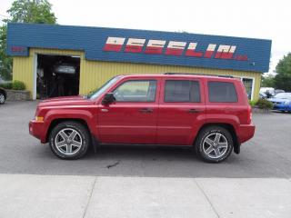 Used 2009 Jeep Patriot for sale in Quebec, QC