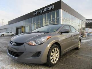 Used 2011 Hyundai Elantra GL for sale in Corner Brook, NL