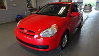 Used 2008 Hyundai Accent for sale in Magog, QC