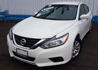 Used 2016 Nissan Altima 2.5 S *BLUETOOTH* for sale in Kitchener, ON