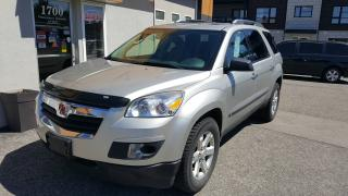 Used 2008 Saturn Outlook XE toit pano+7 pass+2 A/C for sale in Saint-charles-borromee, QC