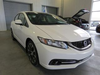 Used 2013 Honda Civic Si M6 for sale in Gatineau, QC