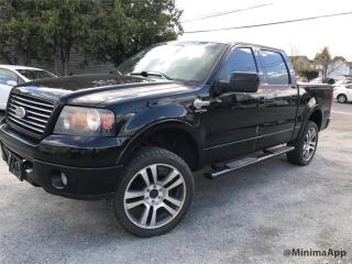 Used 2007 Ford F-150 Harley-Davidson, awd for sale in Drummondville, QC