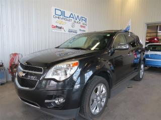 Used 2013 Chevrolet Equinox LTZ for sale in Gatineau, QC
