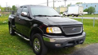 Used 1999 Ford F-150 Lariat/cuir for sale in Mascouche, QC