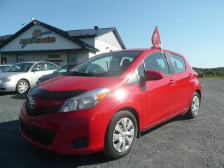 Used 2014 Toyota Yaris Hayon 5 portes, boîte automatique, LE for sale in Westbury, QC