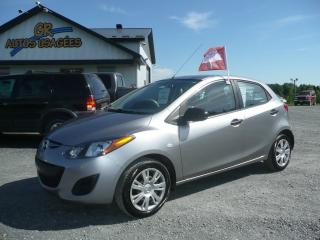 Used 2011 Mazda MAZDA2 GX bicorps automatique 4 portes for sale in Westbury, QC