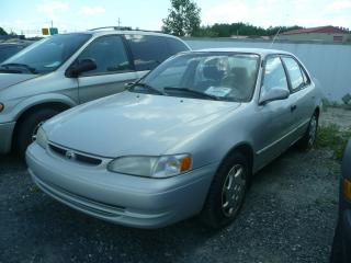 Used 1999 Toyota Corolla LE for sale in Westbury, QC