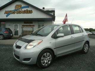 Used 2010 Toyota Yaris Hayon 5 portes, boîte automatique, LE for sale in Westbury, QC