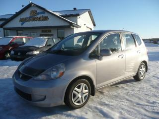 Used 2008 Honda Fit Hayon 5 portes, boîte automatique, LX for sale in Westbury, QC