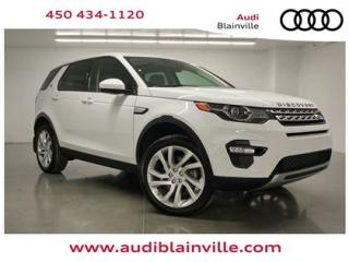 Used 2016 Land Rover Discovery Hse Awd for sale in Blainville, QC