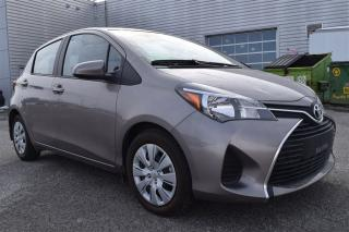 Used 2015 Toyota Yaris Le Bluetooth 50/sem for sale in Châteauguay, QC