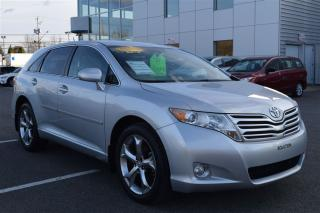 Used 2010 Toyota Venza Base V6 Bluetooth for sale in Châteauguay, QC